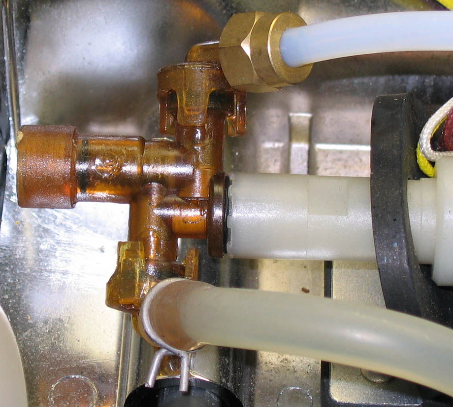 Mechanical Water Hydraulic Issues Breville 800esxl Repair